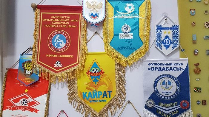 Первый музей казахстанского футбола создан в Семее