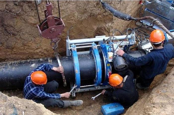 Водопровод проводят жителям микрорайона «Думан» в Алматы