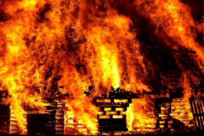 Бани и сауны сгорают одна за другой в Семее