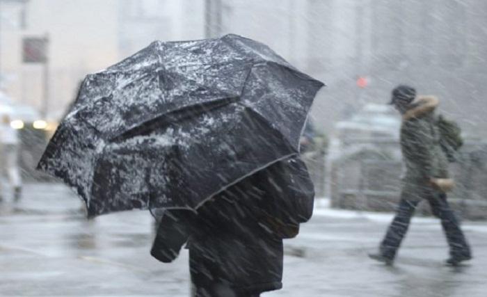 Штормовое предупреждение объявлено сразу в пяти регионах Казахстана