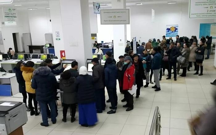 Полиция арестовала «помогаек» в алматинском спецЦОНе