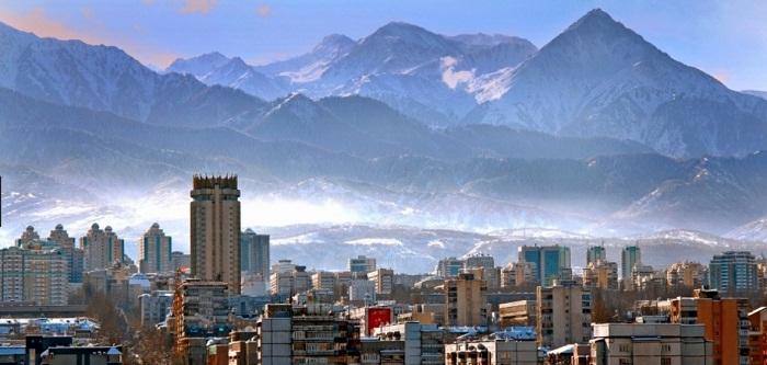 Прогноз погоды на выходные в Алматы (24-25 ноября)