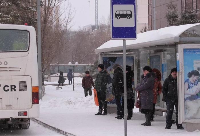 Новые автобусные маршруты свяжут Алматы и пригород