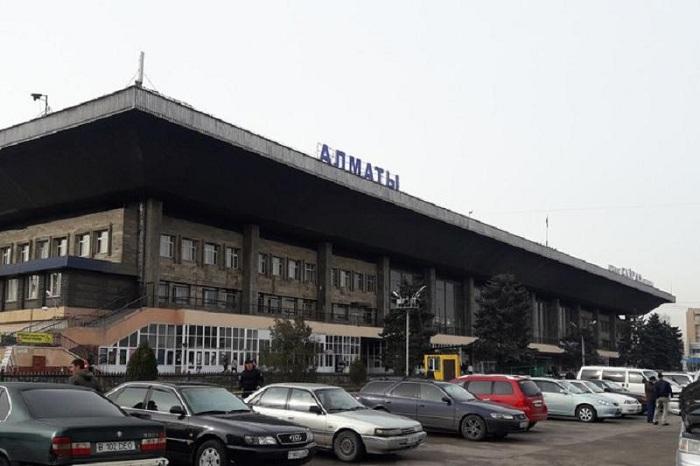 Алматыдағы «Сайран» автовокзалында мұз айдыны пайда болады