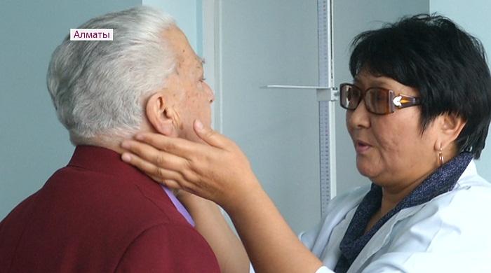 Бесплатные консультации от ведущих медиков получили алматинцы