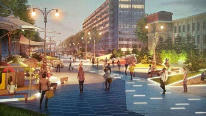 Пешеходные зоны по проекту Яна Гейла появятся в  2-х микрорайонах Алматы