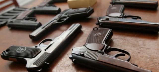 Более 300 владельцев оружия оштрафовали в Алматинской области