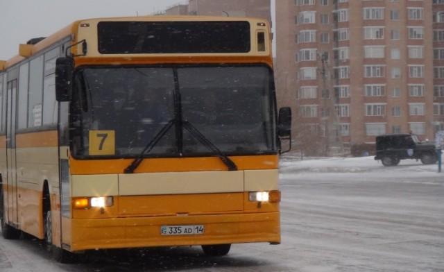 Проезд в общественном транспорте Экибастуза подорожает после Нового года