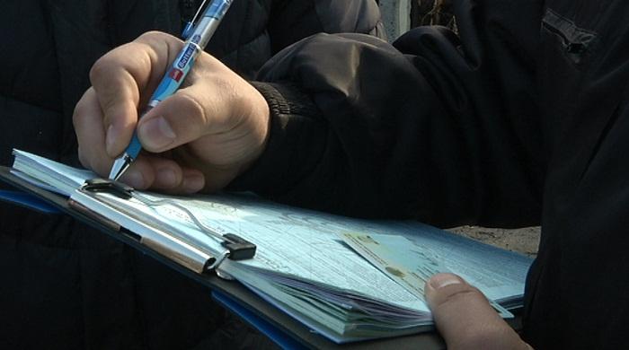 Экологи и полицейские штрафуют владельцев СТО за нарушения