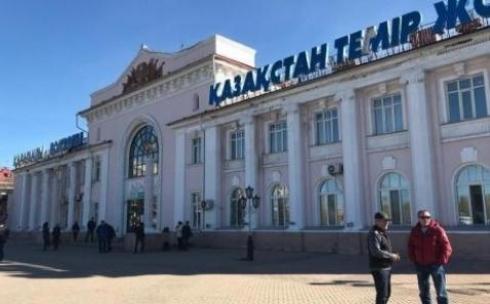 Бизнесмены недовольны политикой администрации ж/д вокзала Караганды