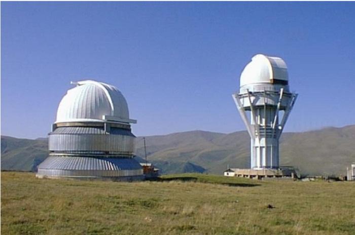 Современный высокоскоростной телескоп установили в Ассы-Тургеньской обсерватории