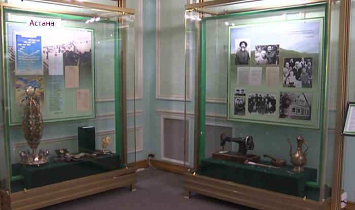 Какие экспонаты можно увидеть в музее президента Казахстана