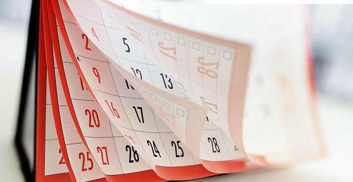 120 дней отдыха - календарь выходных в Казахстане на 2019 год