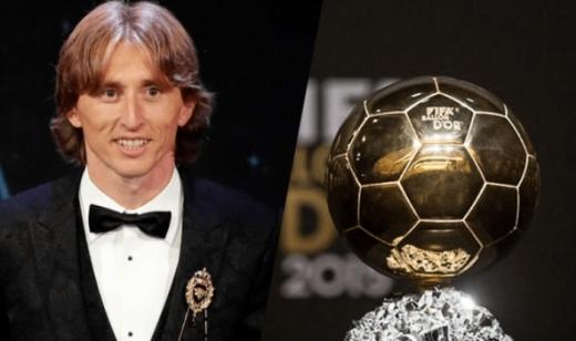 «Золотой мяч» впервые за последние 10 лет не достался Месси или Роналду