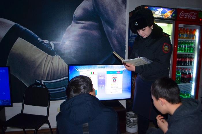 Родителей за ночные прогулки их несовершеннолетних детей наказывают в Петропавловске