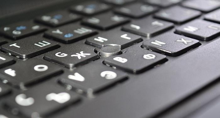 Клавиатуру для компьютера с буквами на латинице представили в Алматы