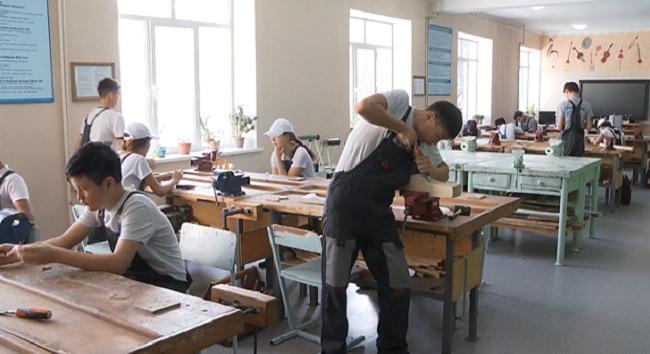Народные промыслы в Алматы: как готовят специалистов