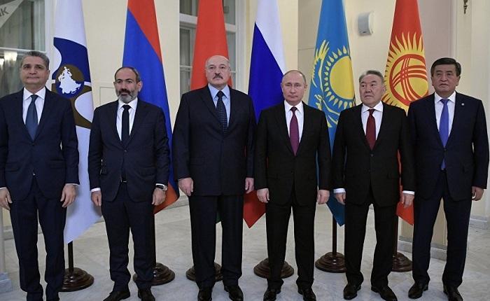 Нефтегаз, космос и интеграция: о чем договорились пять лидеров ЕАЭС