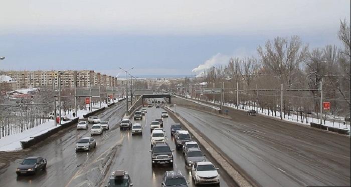 Скорость движения на ВОАД, аль-Фараби и Саина в Алматы ограничат на 20 км/ч