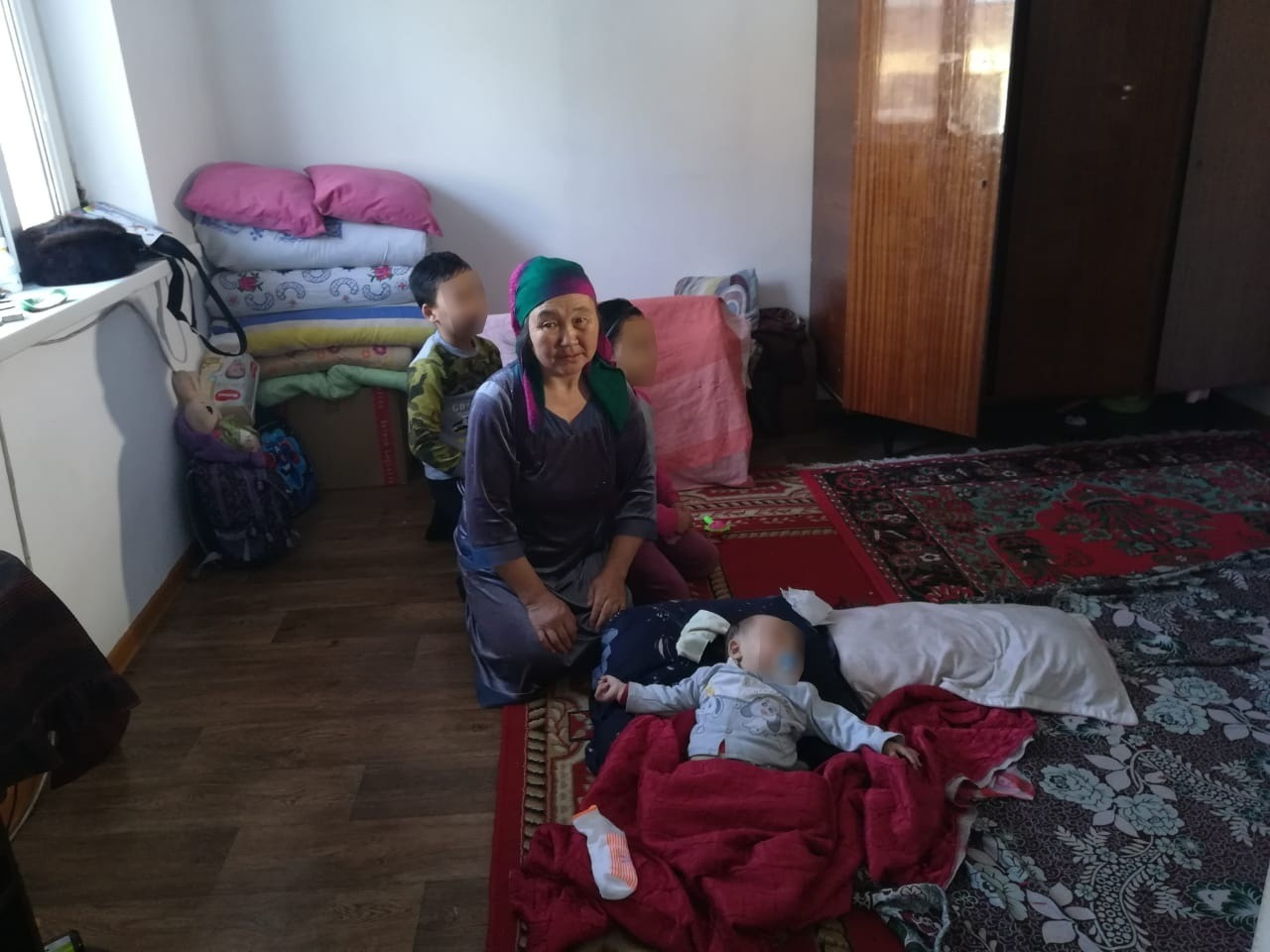 Мать троих детей скончалась предположительно от побоев мужа в Алматы