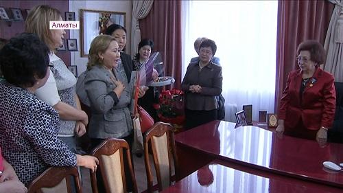 Творческая лаборатория имени Аягуль Миразовой открылась в Алматы