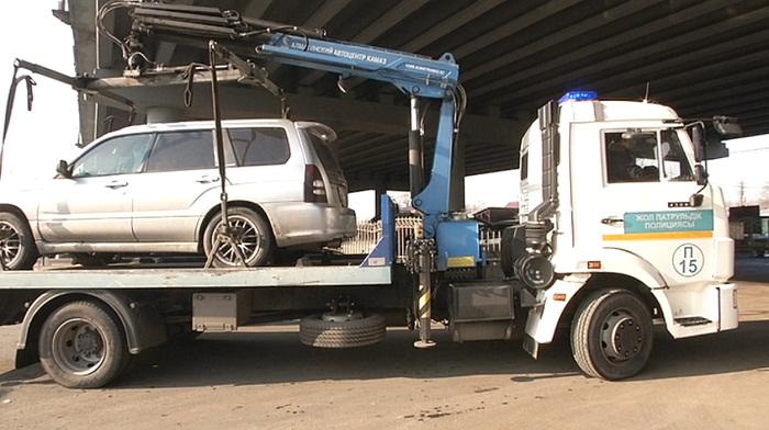 Должников по алиментам и штрафам лишают автомобилей – операция «Борышкер»