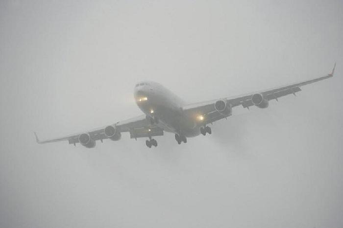 9 авиарейсов задержаны в аэропорту Алматы из-за тумана