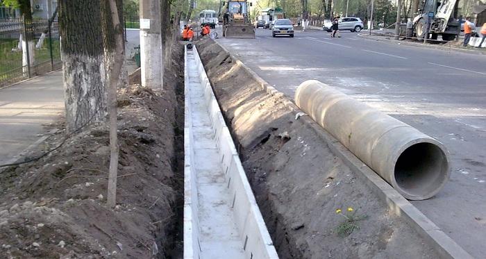 Новую систему ливневой канализации разработают в Алматы