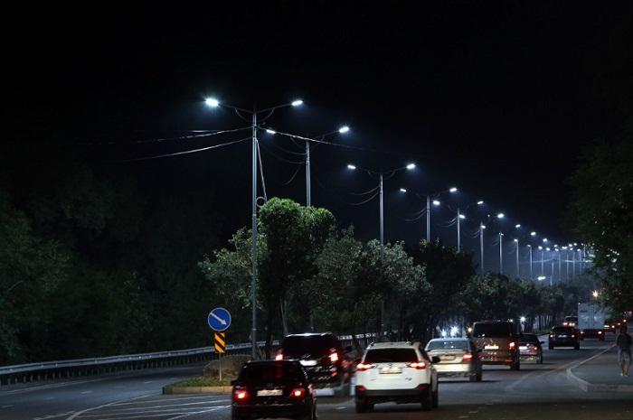 808 миллионов тенге выделят на освещение Алматы