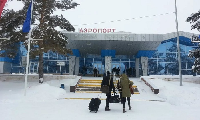 Аэропорт Костаная закроют на ремонт