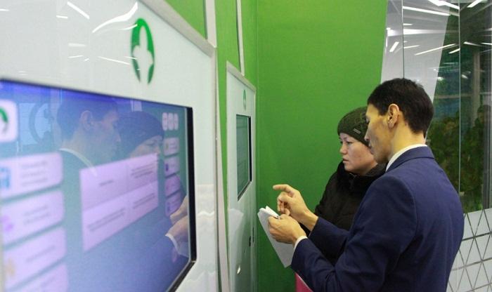 Биометрические данные граждан начали использовать в новом ЦОНе Астаны
