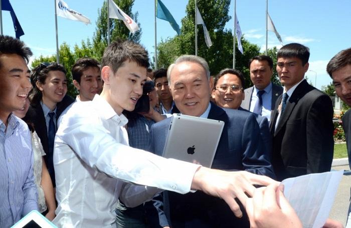 Фонду образования Нурсултана Назарбаева 20 лет