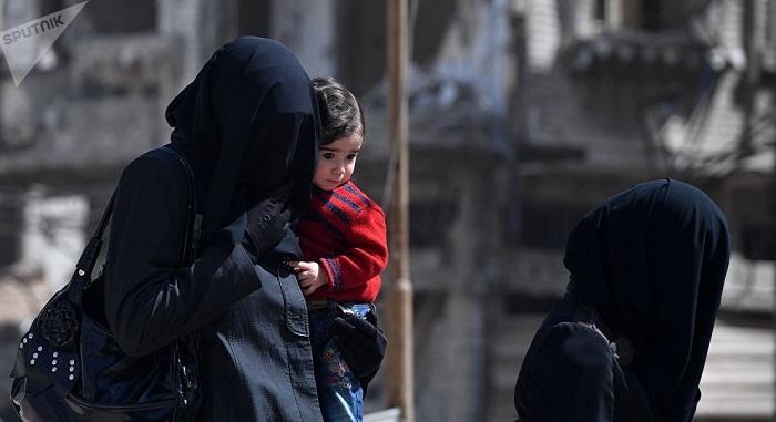 39 казахстанских семей вывезли из зон боевых действий в Сирии