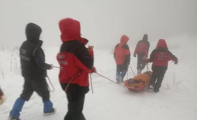 Двух женщин спасли в горах Алматинской области