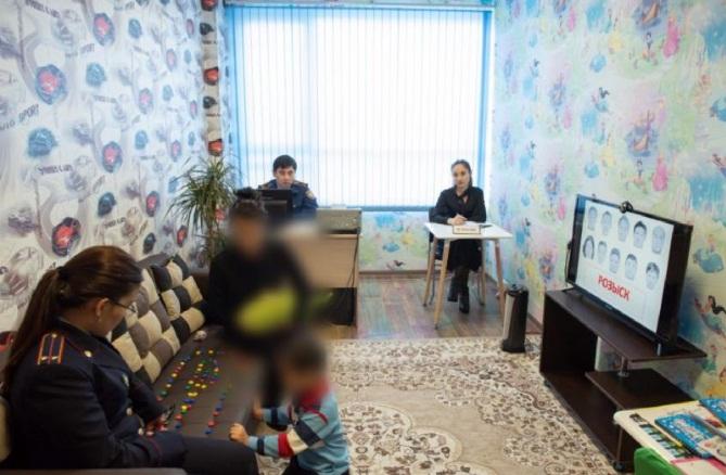 Спецкабинет для допроса несовершеннолетних открыли в полиции Алматы