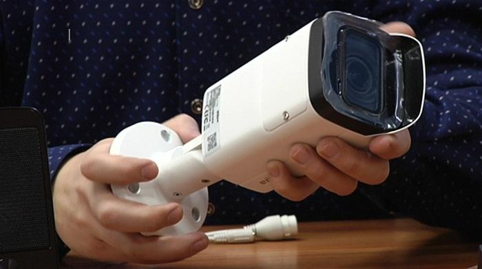 Камеры «Жолак» будут фиксировать нарушения с дистанции 30 метров