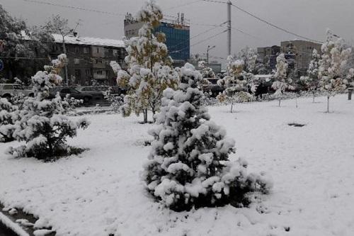 """""""Казгидромет"""" о погоде в последнюю неделю года в Алматы"""