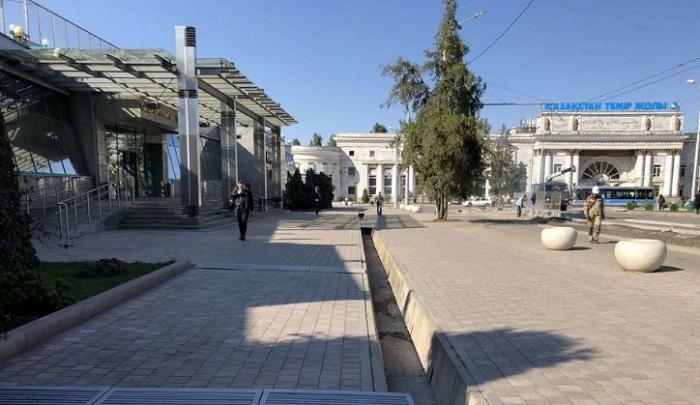Реконструкция улиц Алматы: подрядчика заставят переделать проспект Абылай хана