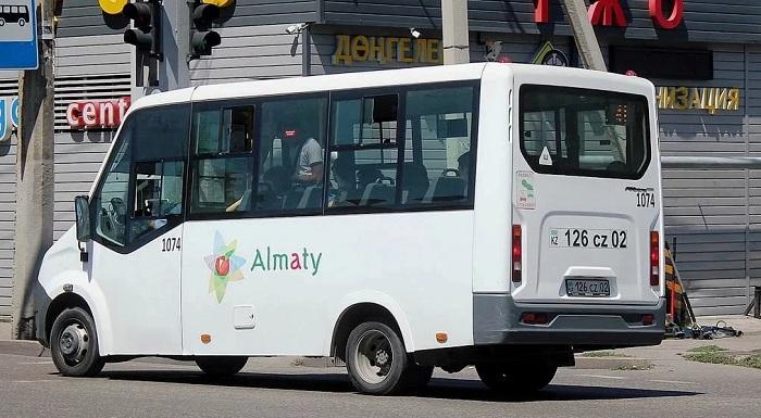 Новый автобусный маршрут запустили в Алматы