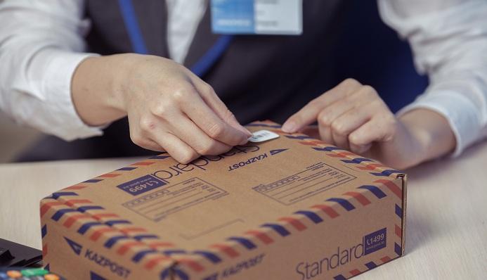C 1 января Казпочта будет принимать все посылки и письма от физлиц только в открытом виде