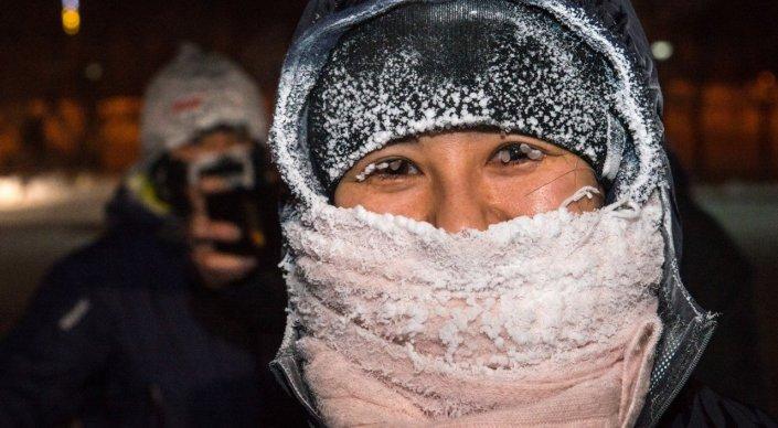 Сократить рабочий день из-за мороза призвал ДЧС Астаны
