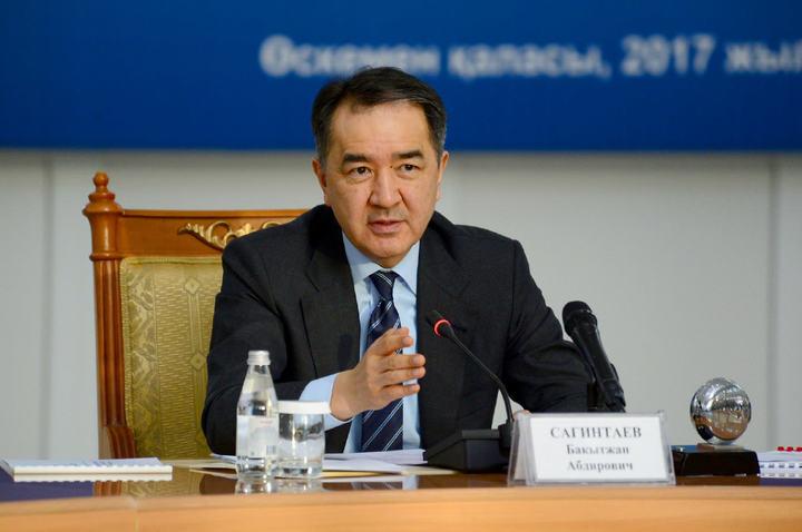 Бакытжан Сагинтаев возмутился ростом цен на продукты в Казахстане