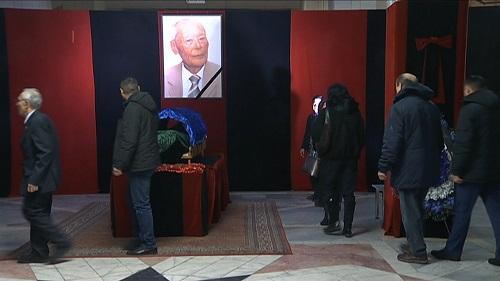 Ушел из жизни государственный деятель Казахстана Сагындык Кенжебаев