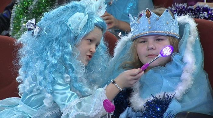 Алматы әкімінің жаңажылдық шыршасы өтті