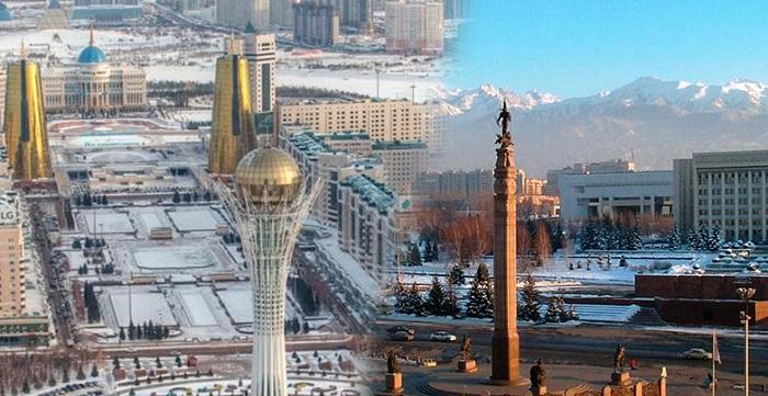 Астана и Алматы входят в топ-5 новогодних путешествий российских туристов в СНГ