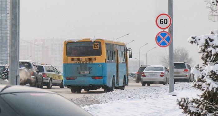 Новый скоростной режим на главных магистралях Алматы введут с середины января 2019