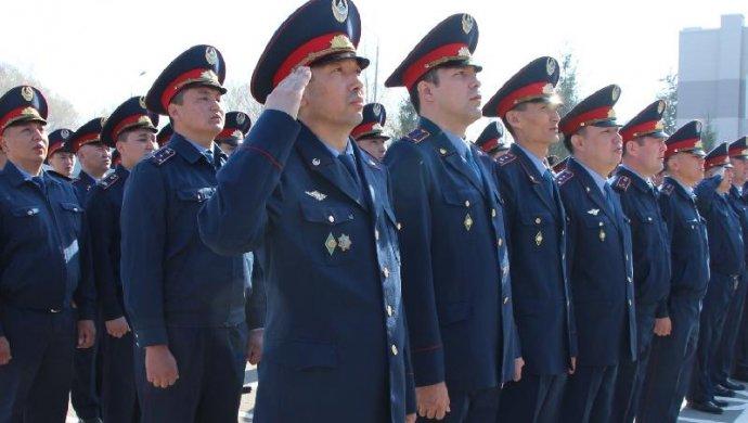 Полицейских Казахстана ожидает внеочередная аттестация