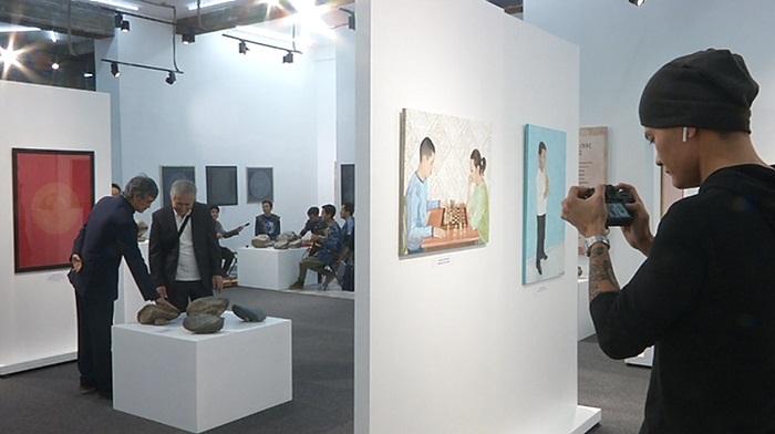 Выставка «Номадическое сердце» открывает первую государственную художественную галерею в Алматы