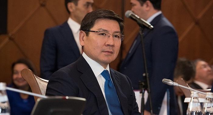 Аскар Жумагалиев получил новую должность