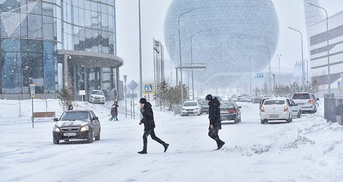Лютый мороз: акции добра, коммунальные аварии и оригинальные выходки астанчан